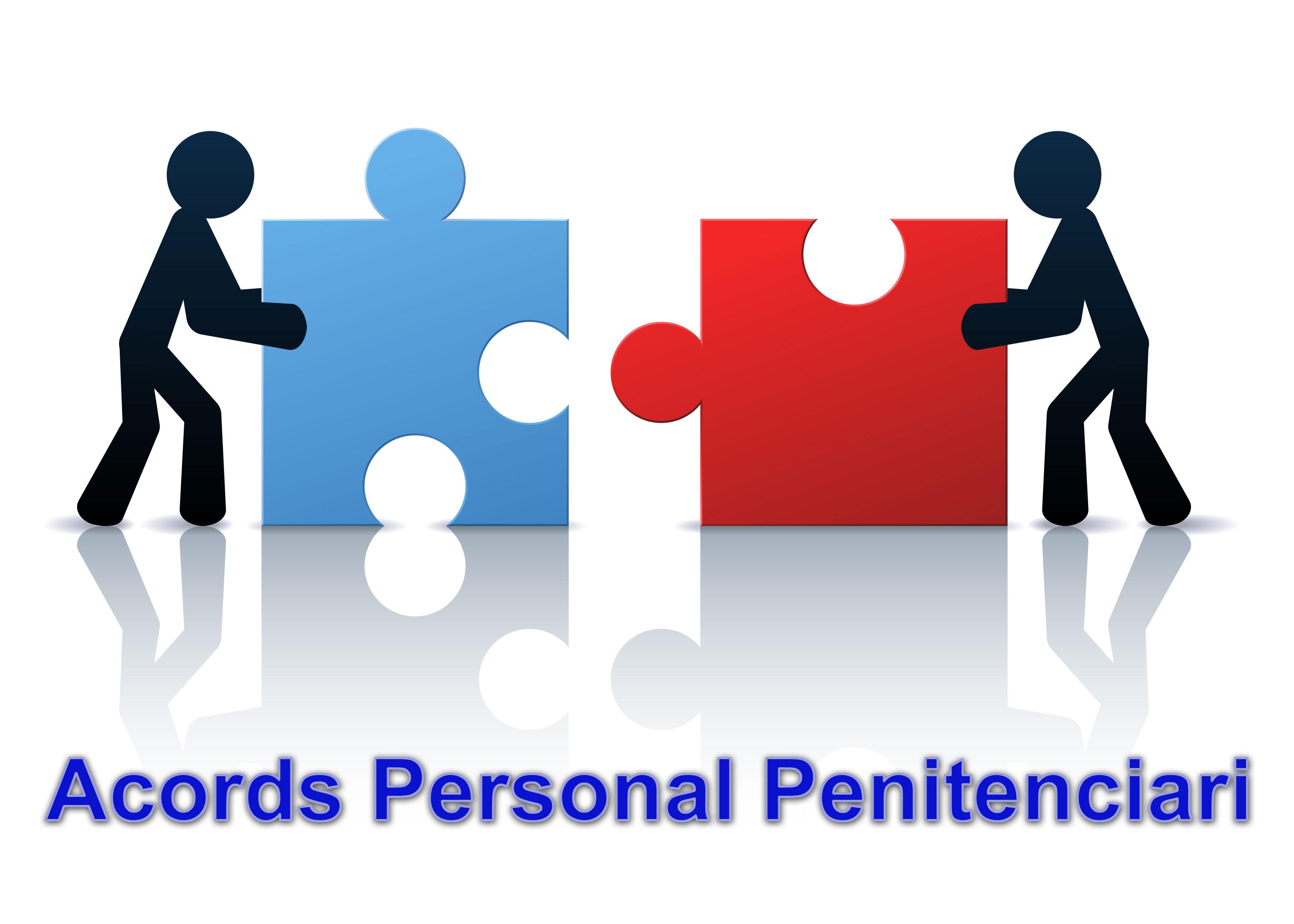 Acords Personal Penitenciari